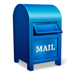 Mailbox for Direct Mail Marketing